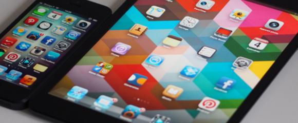iPhone5 ipad mini