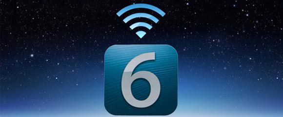 wi-fi ios 6