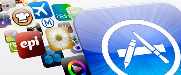 app store 40 milhoes