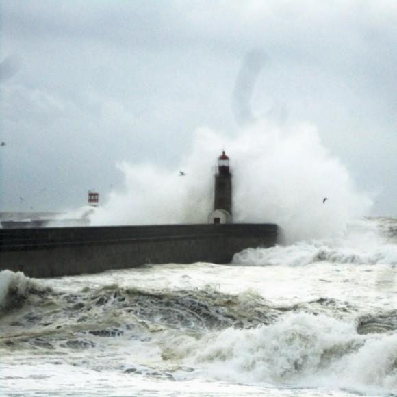 Dia de Tempestade, por João Moura