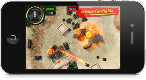 ibomber attack app