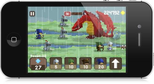 Pixel Kingdom app