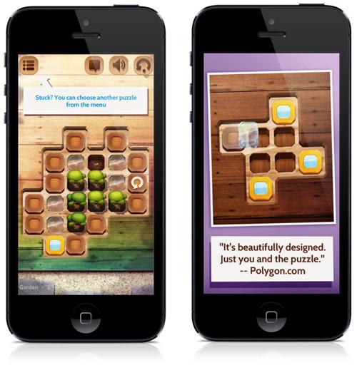 Puzzle Retreat app 2