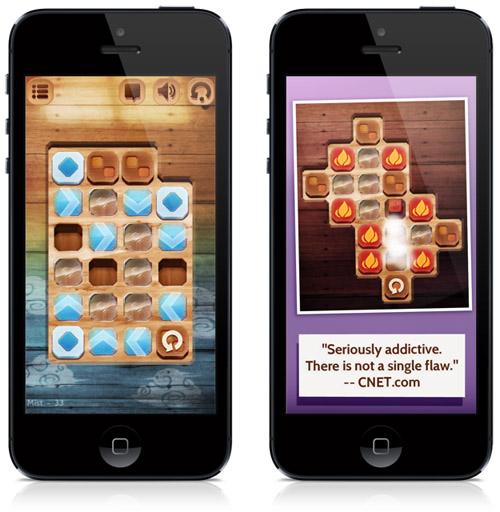 Puzzle Retreat app