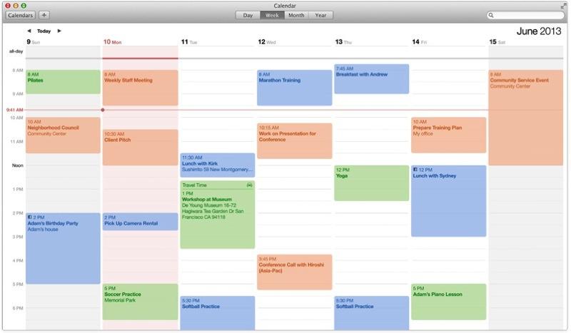 calendarweek