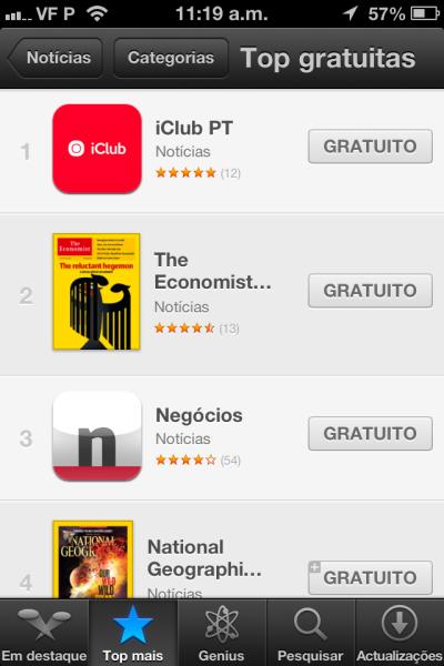 iClub PT App