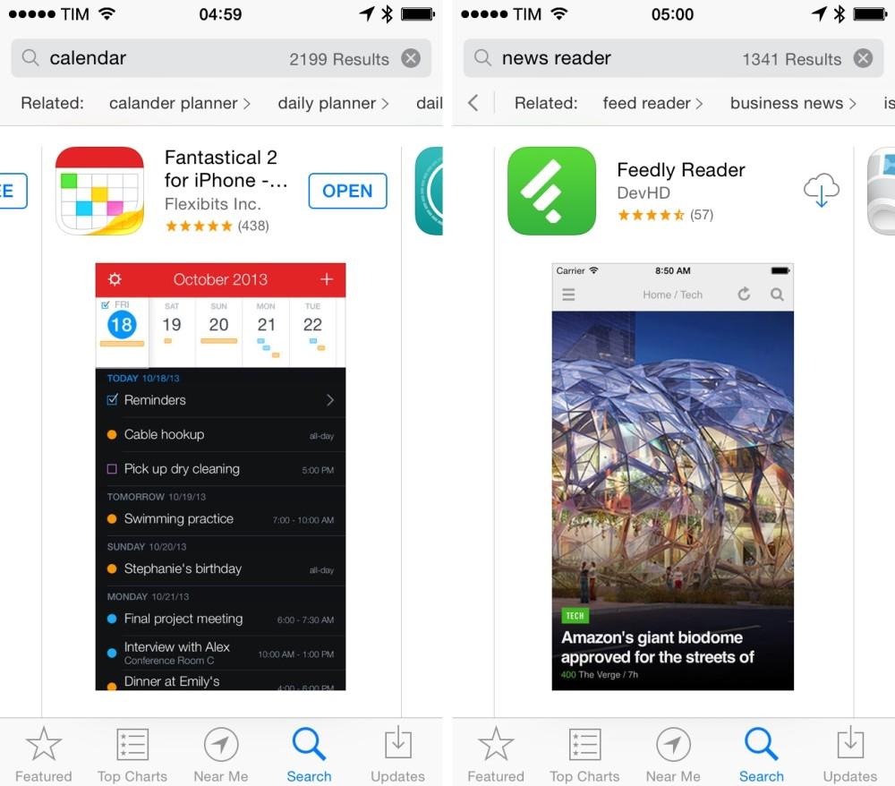 App Store (Pesquisa)