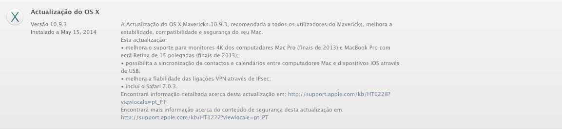 OS X 10.9.3