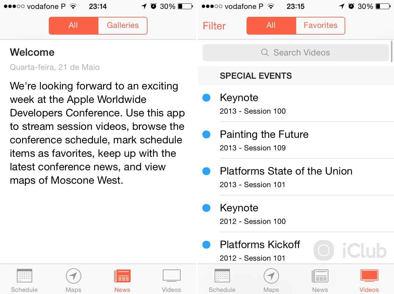WWDC 2014 APP 1