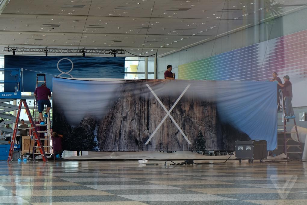 WWDC OS X Cartaz