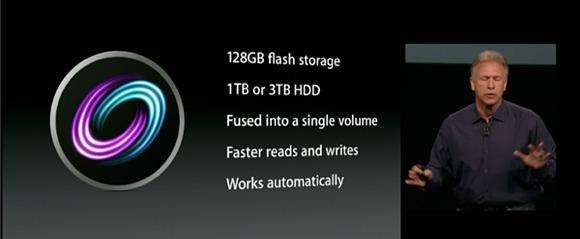 Apple apresenta novos iMacs equipados com Fusion Drive
