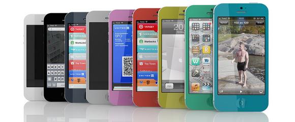iPhone 5 cores