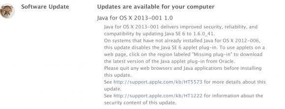 Java 2013