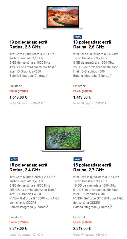 Macbook Pro 1302201301