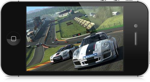 real racing 3 app 2