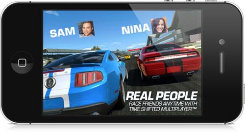 real racing 3 app
