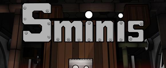 sminis app jogo iphone