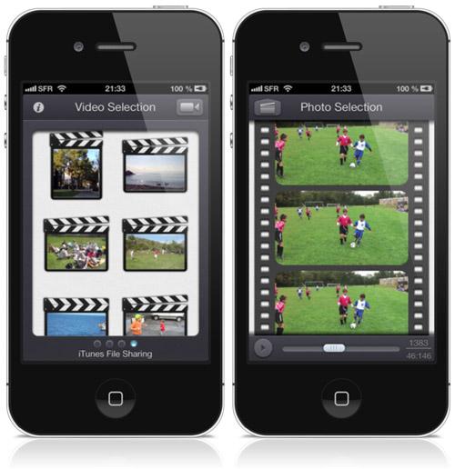 Video 2 Photo app