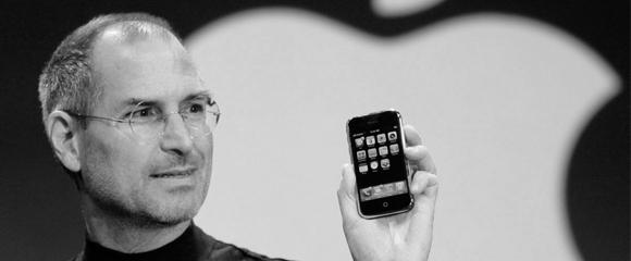 apple steve jobs iphone