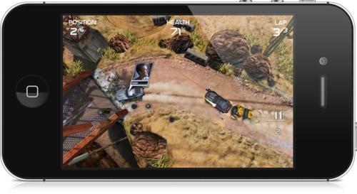 death rally app 2