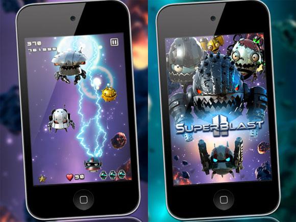 super blast app