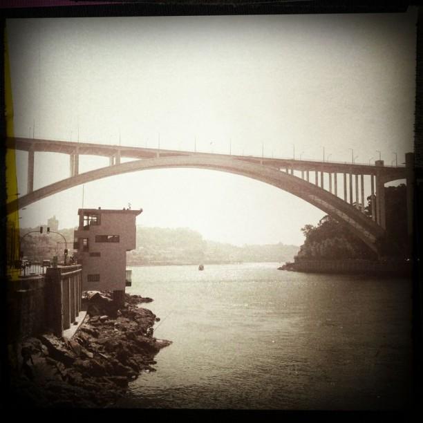 Ponte da Arrábida · por Bruno Ramalho · #Porto