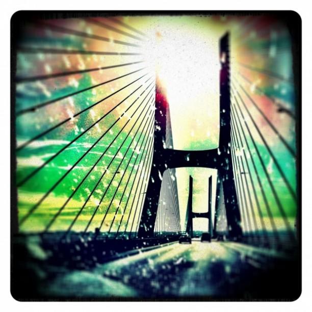 Ponte Vasco Gama · por Daniel Fonseca · #Lisboa