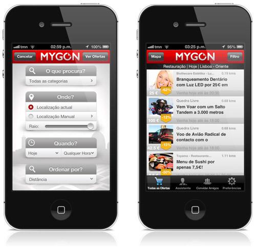 mygon app