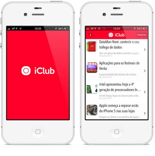 app iclub