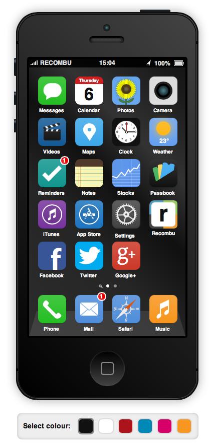 iPhone 5S Teste 01