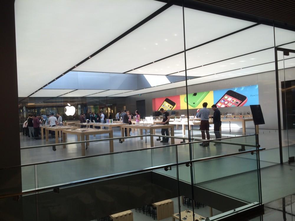 Apple Store Turquia 3