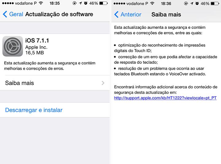 iOS 7.1.1 (iClub)