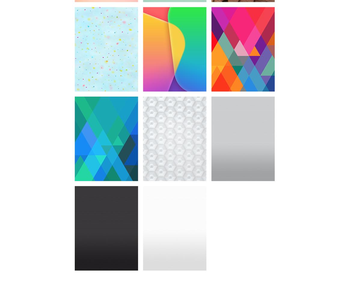 Adicionado novos wallpapers